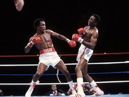 Sugar Ray Leonard - Boxing