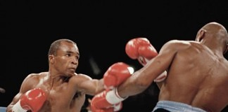 Sugar Ray Leonard - Boxing