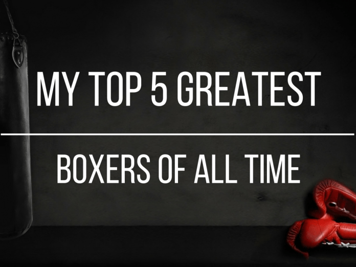 Sugar Ray Leonard - Top 5 Greatest Boxers of All Time